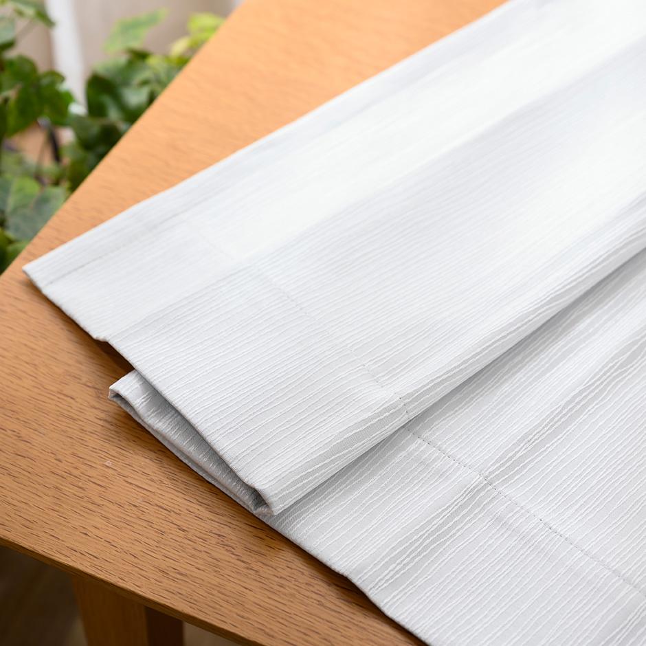 完全遮光カーテン ホワイトウィロー