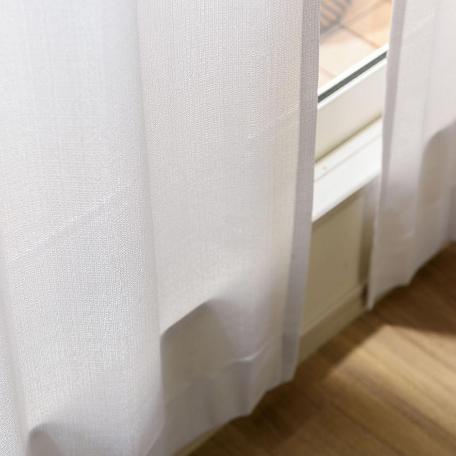 遮熱・ミラー・UVカットレースカーテン L-1563