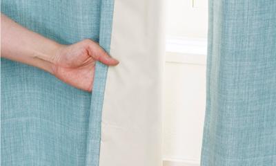 専門家オススメ!「遮光・遮熱のカーテンの王様」裏地付き二重遮光カーテンカーテンが選ばれる理由