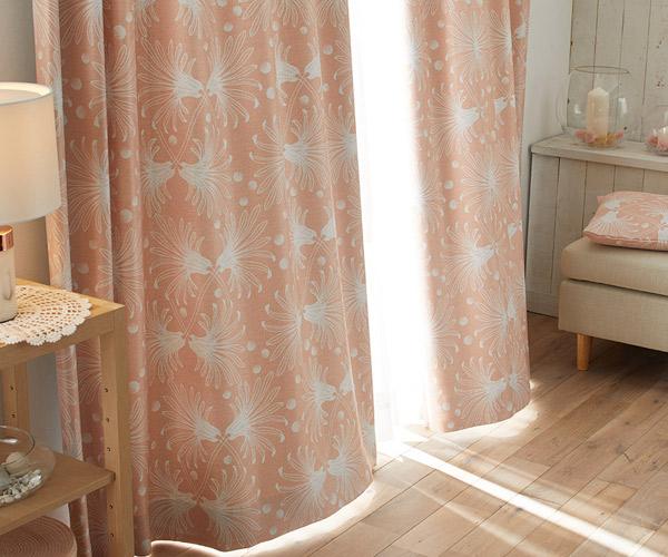 2級遮光カーテン カサネ